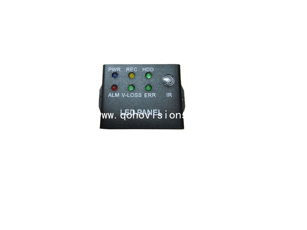 LED panel work with MDVR