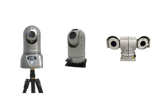 4G PTZ camera
