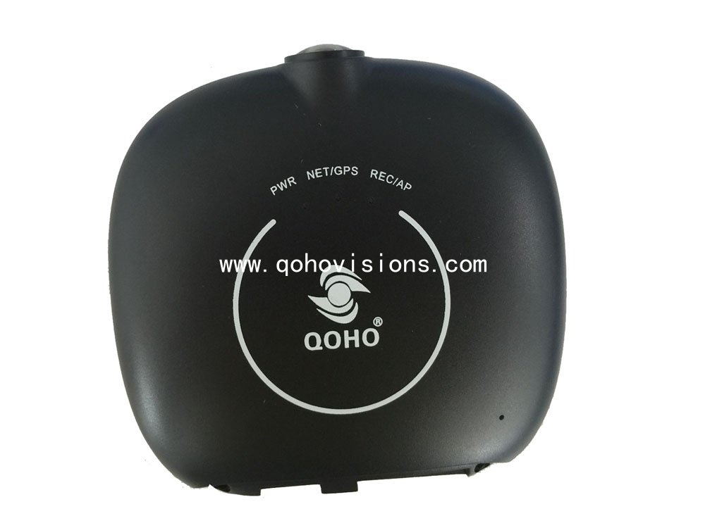 2 channel 1080P SD card GPS 4G WIFI Mobile DVR