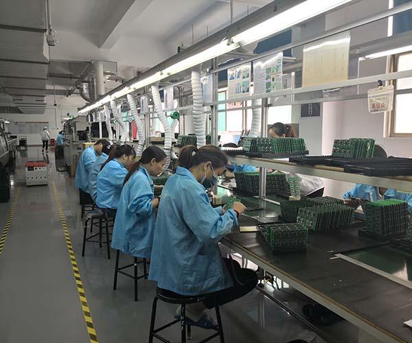 Car DVR production QC factory