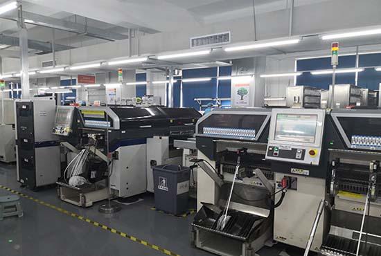 QOHO Car DVR board machine factory