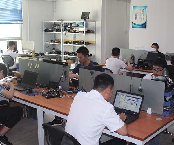 QOHO R&D department