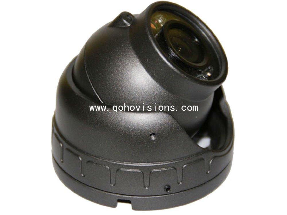1080P Mini IR Car Dome Security Camera 10pcs IR Night Vision For Taxi/Bus