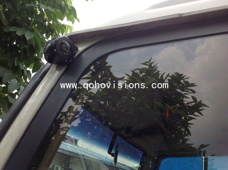 1080P High Resolution Waterproof Side Camera left/right/Top/Rear Installation
