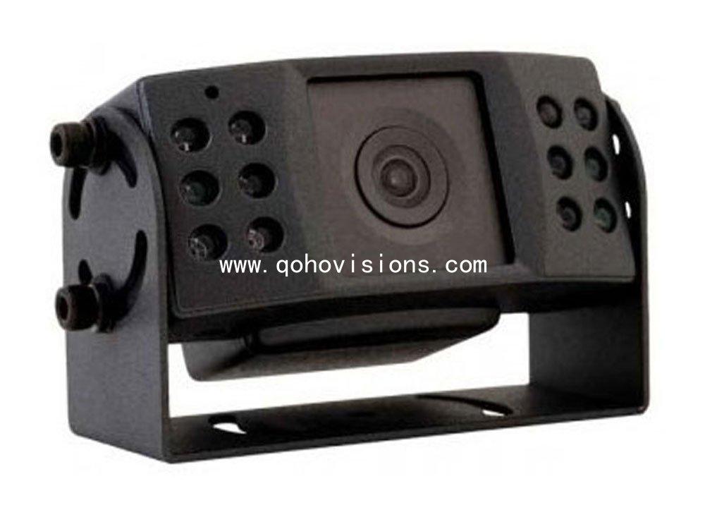 120 Degree Wide Angle Car Camera IR 2.5mm Lens For Taxi / SUV / Bus, MC012