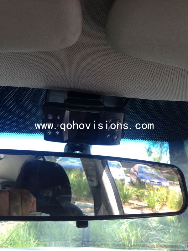 120 Degree Wide Angle Car Camera IR 2.5mm Lens For Taxi / SUV / Bus,MC012