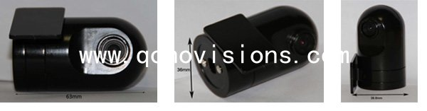 1080P High Resolution Road Safety Guard Wide Angle Car Camera