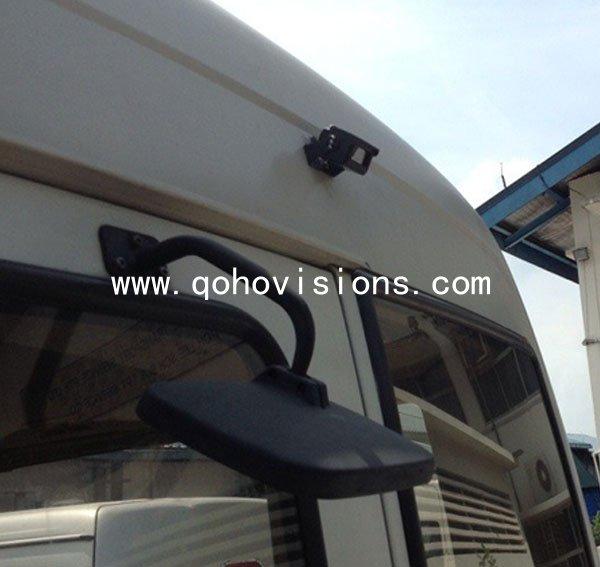 720P AHD Mini Vehicle car mobile IR camera,IP67