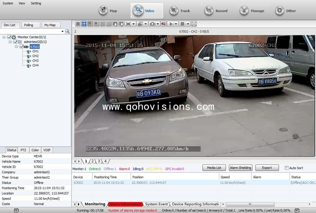 720P Rear View Waterproof IR Car Camera,IP67 outside camera