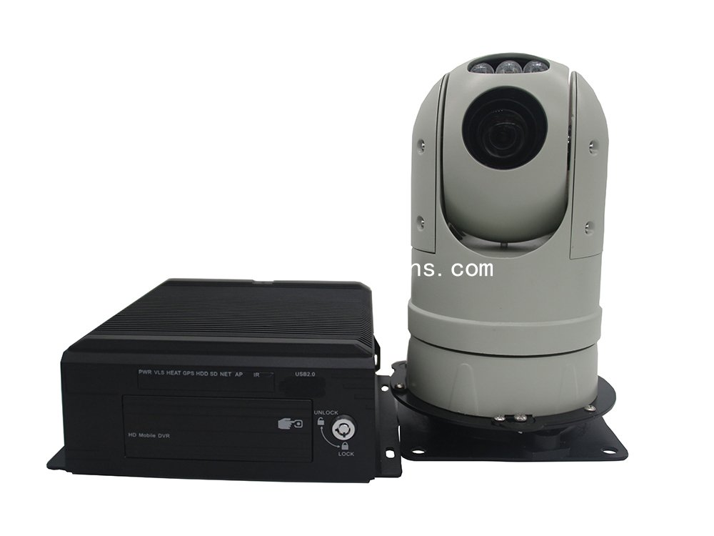 960P Vehicle PTZ camera
