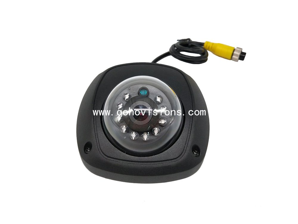 1080P Waterproof Vandalproof HD IR Dome 1080P IP Camera