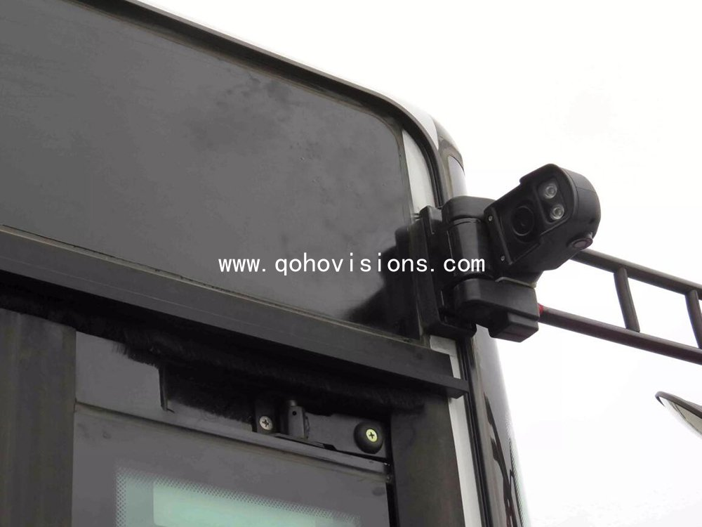 720P AHD Electronic Rearview Mirror Camera