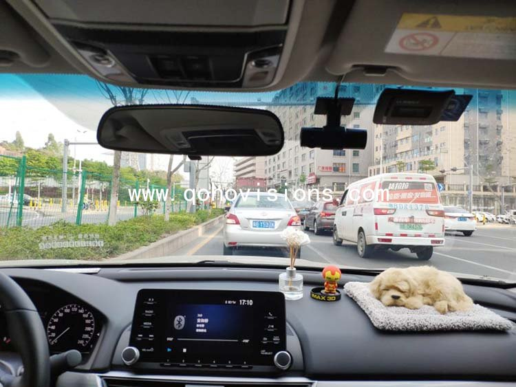 2MP 1080P Dual Lens One Body Vehicle Wide View AHD Mobile Camera