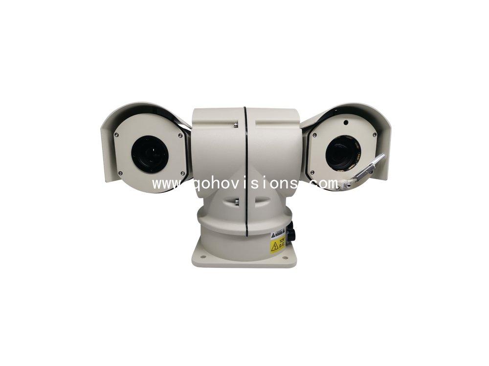 30X 1080P Thermal Vehicle PTZ camera