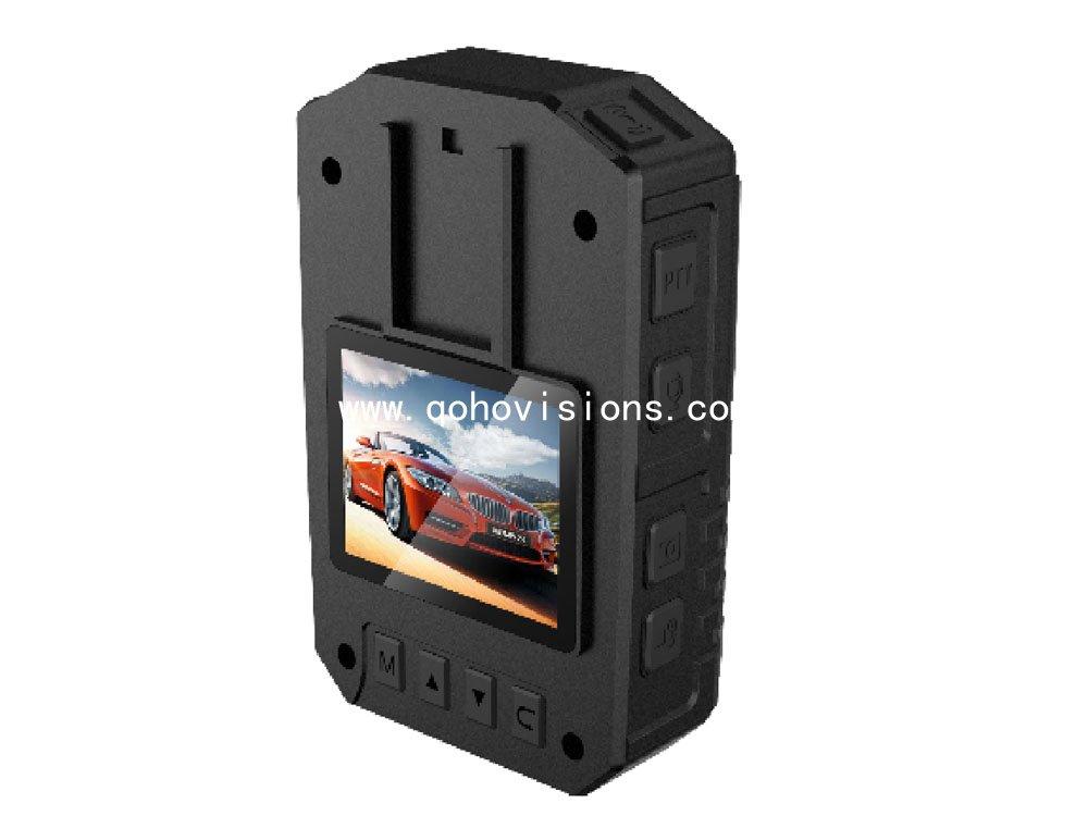4G 1080P HD Portable Police MDVR Camera