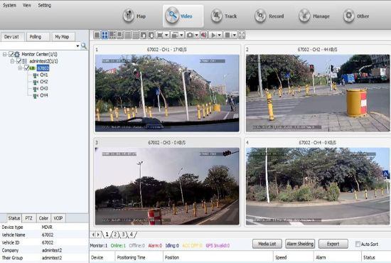 CMS software Remote-view-