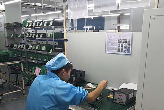 Mobile DVR PCB