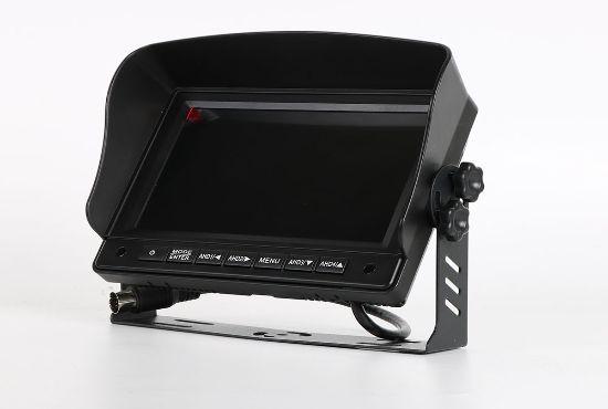 Car Monitor QH-TF070D 720P monitor (1)