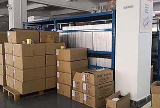 Mobile NVR warehouse