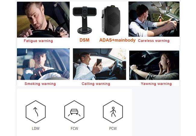 Driver Fatigue ADAS Advantage