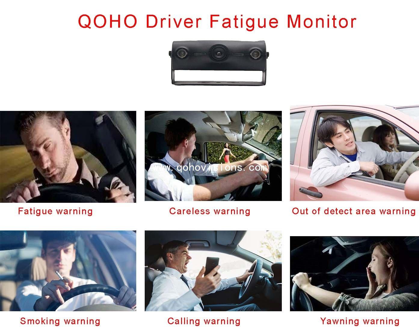 Driver Fatigue Monitor