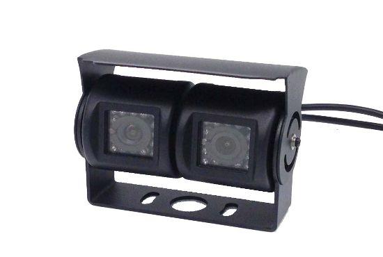 Dual lens Car Reverse camera