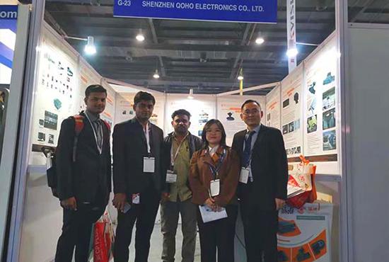 IFSEC-in-india-Exhibition-QOHO