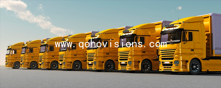 Large Vehicle Blind Area & Rearview Mirror Solution - QOHO 1