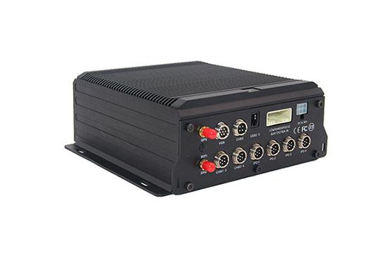Mobile NVR 4ch AHD+4ch IPC
