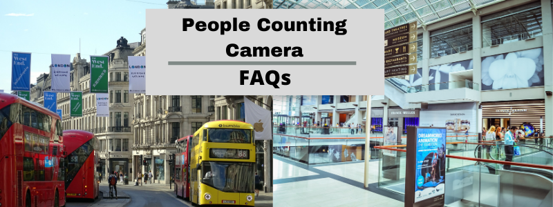 People Counting Camera FAQs Banner