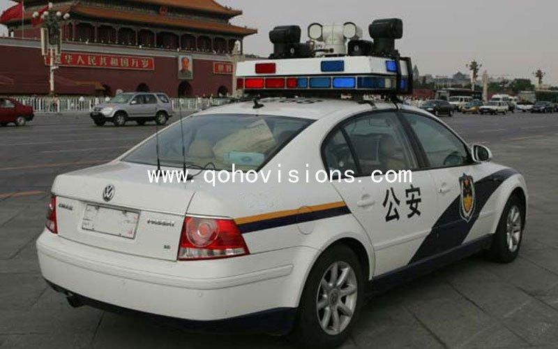 Police car Solution