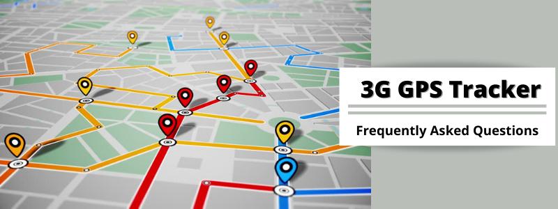 3G GPS Tracker FAQs Banner