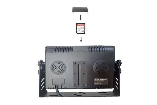 720P Recording Car Monitor