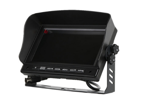 7inch 1080P 720P HD SD Card Mobile DVR System Monitor