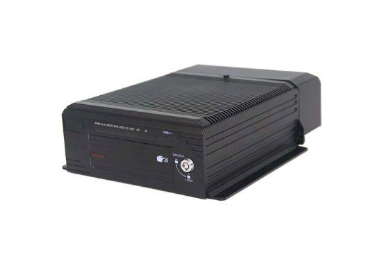 8ch 1080P HDD Car DVR