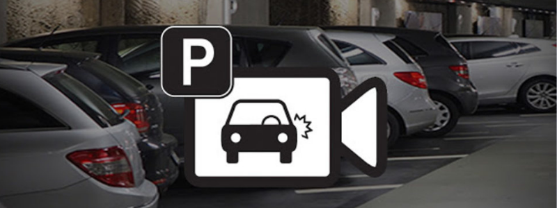 Dual Car Camera parking