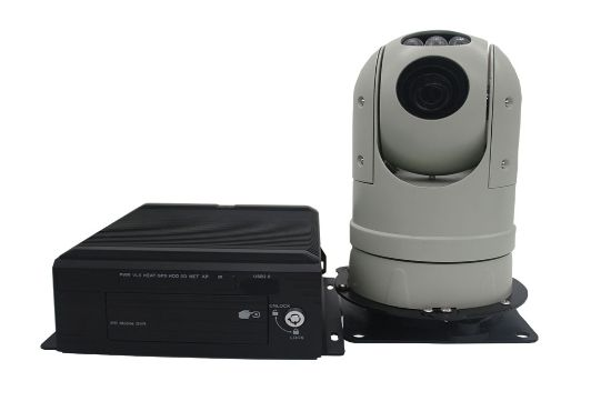 HDD-MDVR-with-Vehicle-PTZ-camera