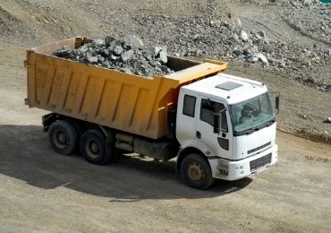 Miner truck