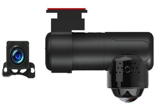 QH-DVR7102 Dual car camera