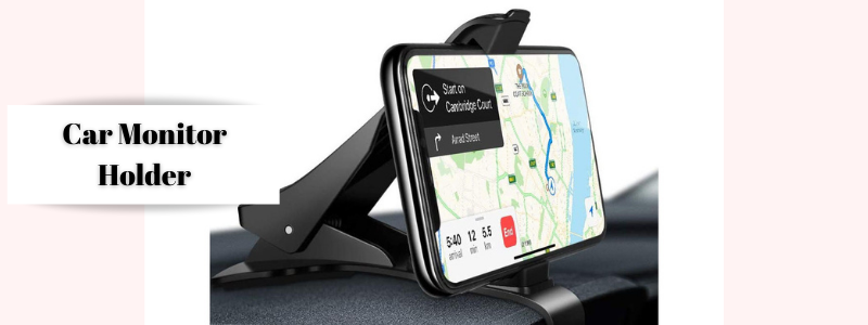 car monitor holder