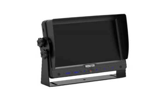 Car monitor 7inch touch screen monitor (1)