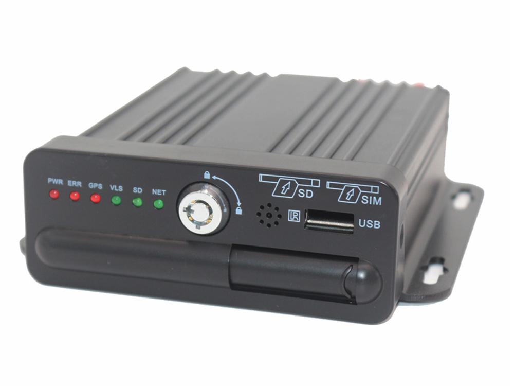 Mobile DVR 4ch HDD MDVR (2)