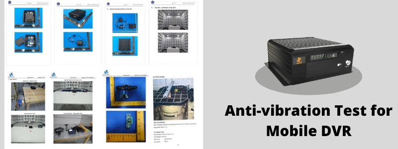Mobile DVR FAQ Anti Vibration