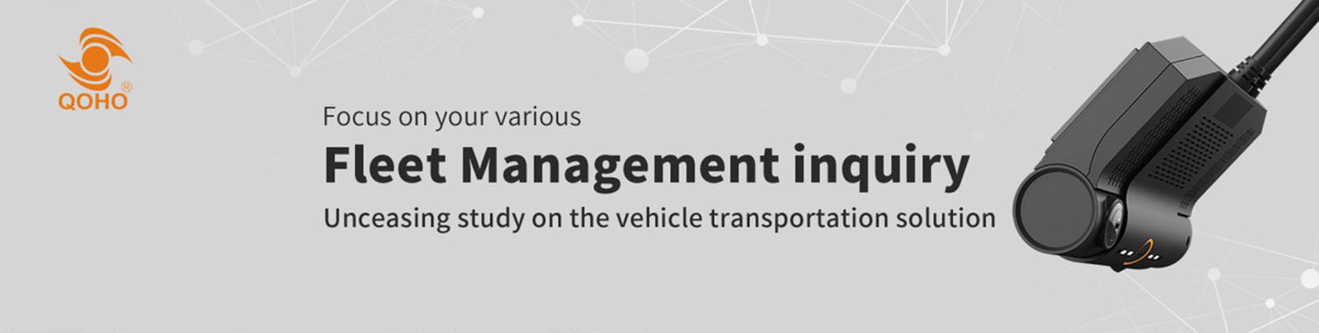 QOHO Car DVR fleet management