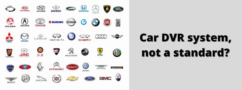 car DVR FAQ
