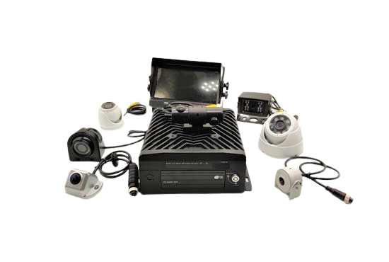 8ch 1080P HDD truck camera system MDVR8208H