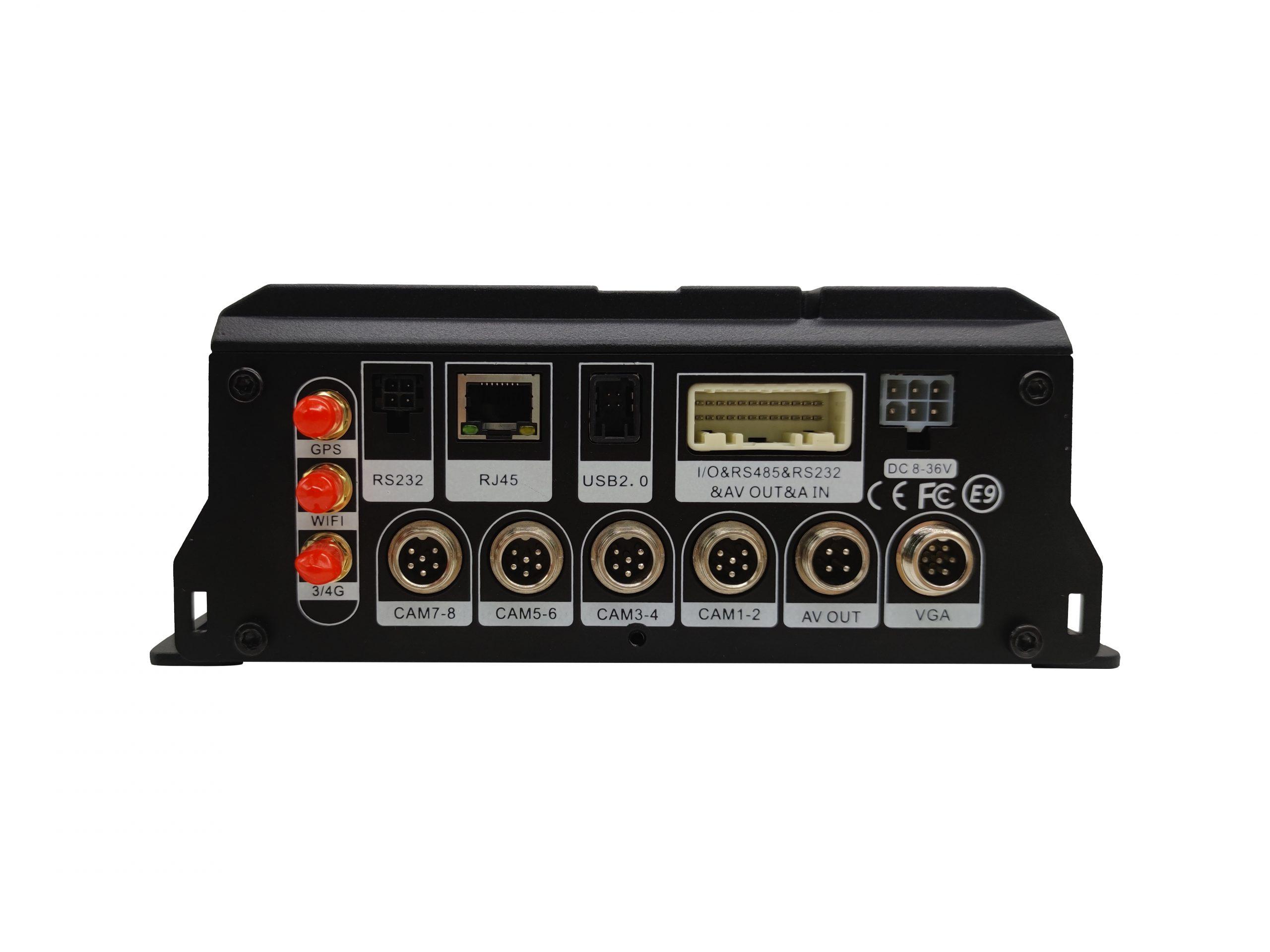 Mobile DVR MDVR8208H (1)