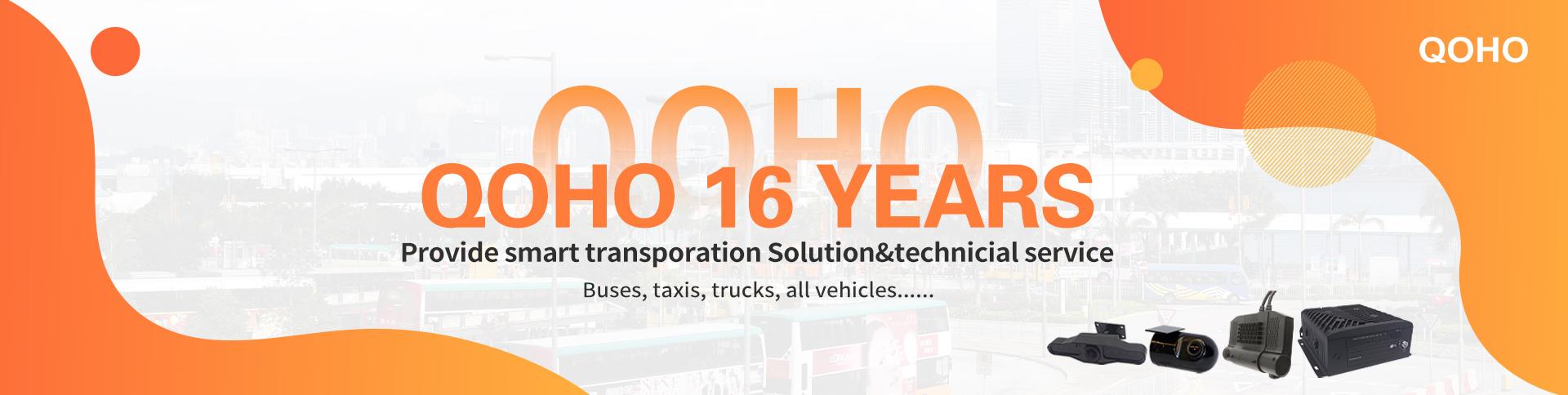 QOHO Mobile DVR manufacturer16 Years